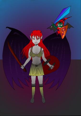 War Demonicus By Nephara