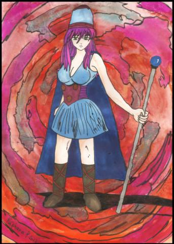 Sorcerer By Nephara